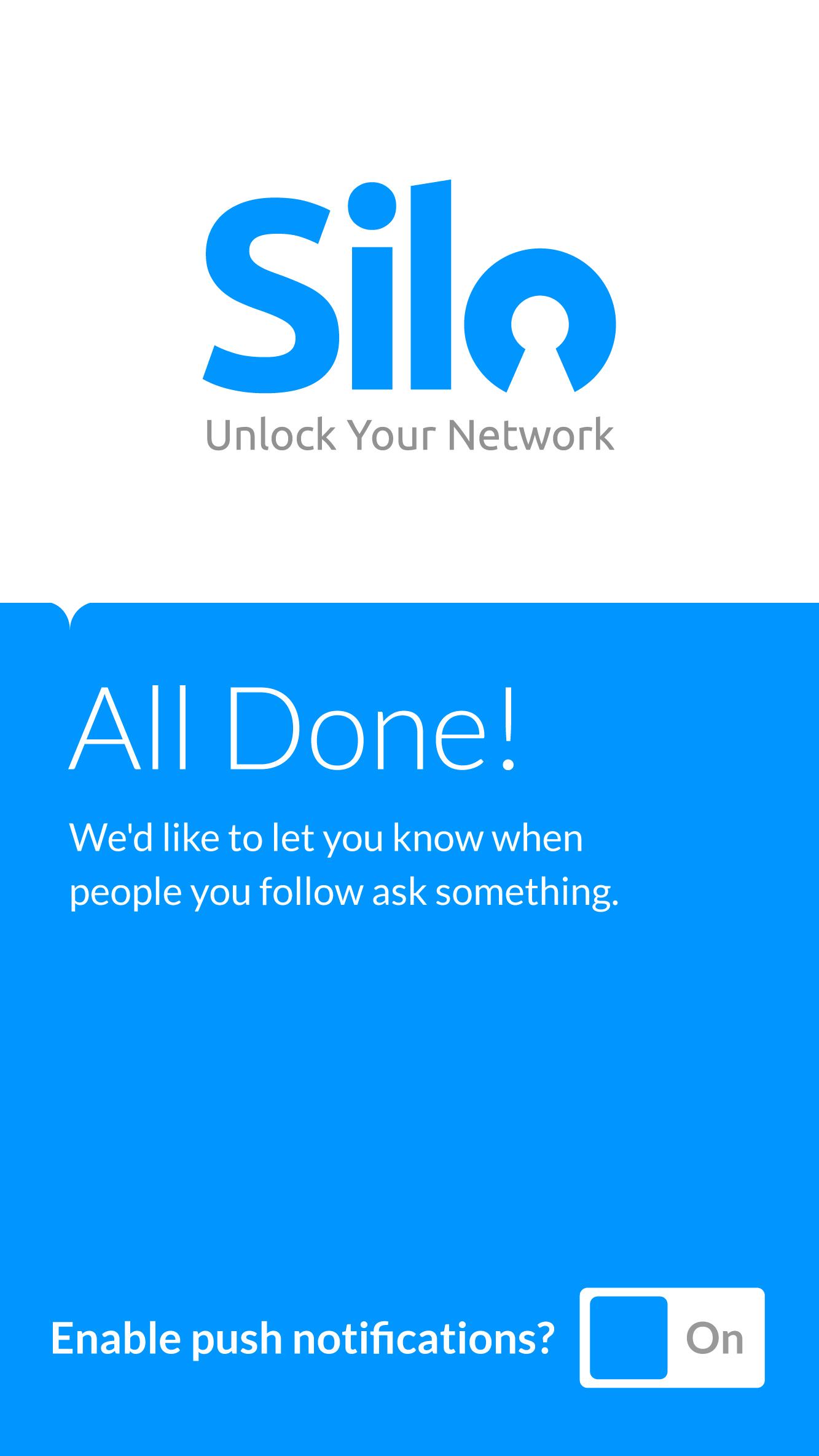 Silo_[OB] All Done!