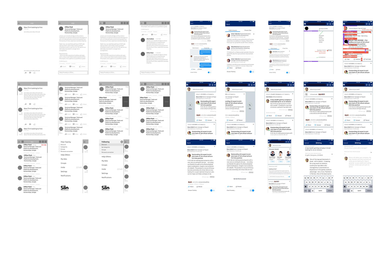 Studio OMG Portfolio UI7